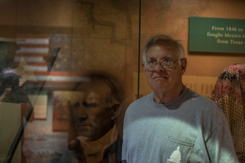 SHSU, LEAP Center, LEAP Ambassadors, National Museum of History, Washington DC, Mac Woodward, Sam Houston