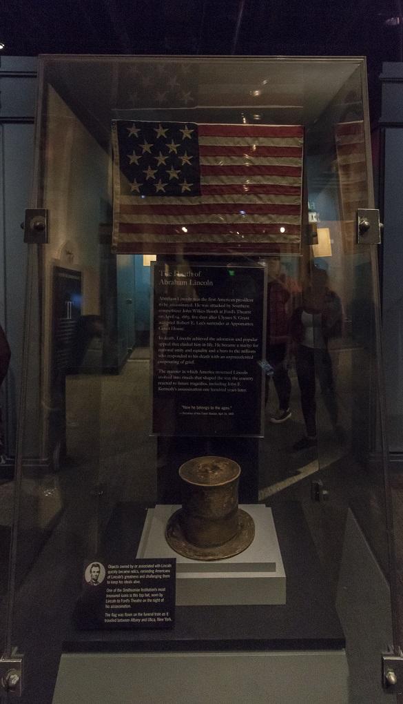 SHSU, LEAP Center, LEAP Ambassadors, National Museum of History, Washington DC