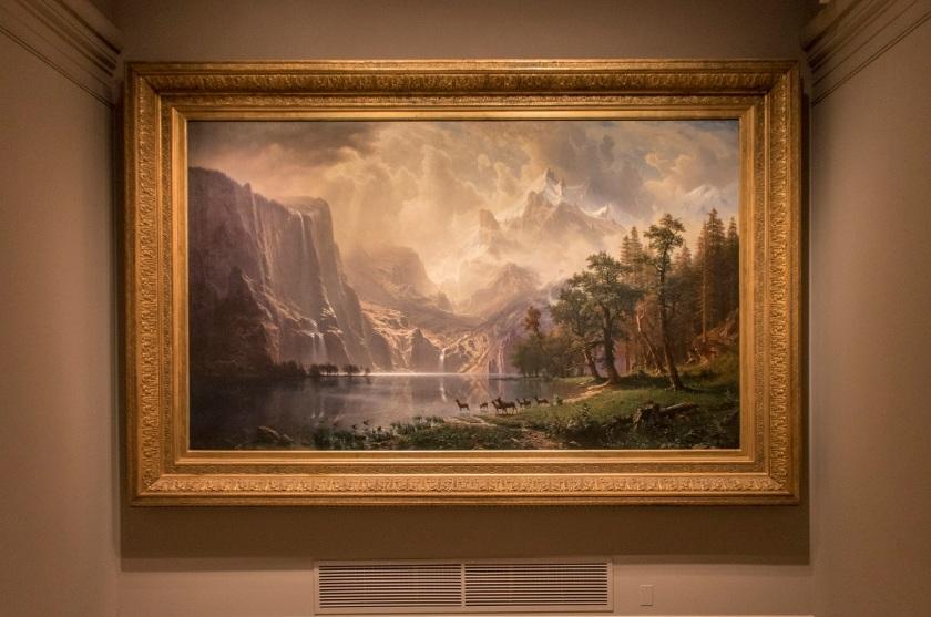 LEAP Center, LEAP Ambassadors, SHSU, Washington DC, Smithsonian American Art Museum