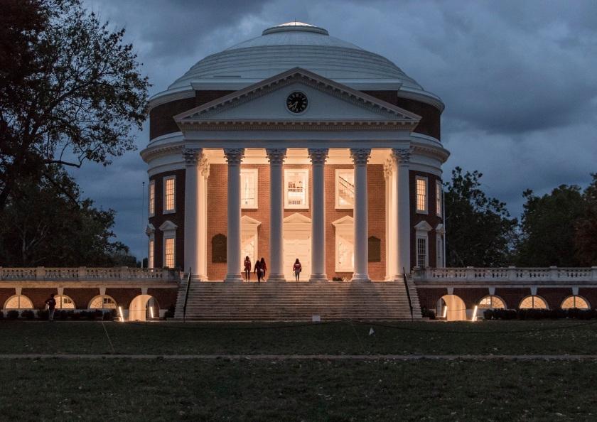 SHSU, LEAP Center, LEAP Ambassadors, Charlottesville VA Thomas Jefferson, University of Virginia