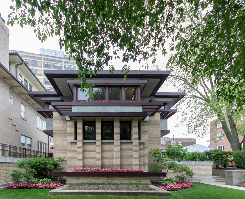 SHSU, LEAP Center, LEAP Ambassadors, Chicago, Frank Lloyd Wright, Emil Bach House