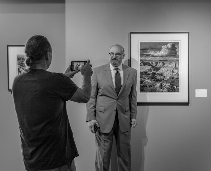 SHSU, LEAP Center, LEAP Ambassadors, Sam Houston Memorial Museum, Walker Education Center, Mark Burns, Photography, Ansel Adams