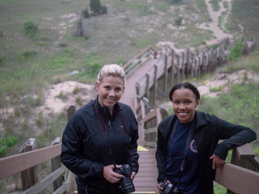SHSU, LEAP Center, LEAP Ambassadors, Indiana Sand Dunes National Park