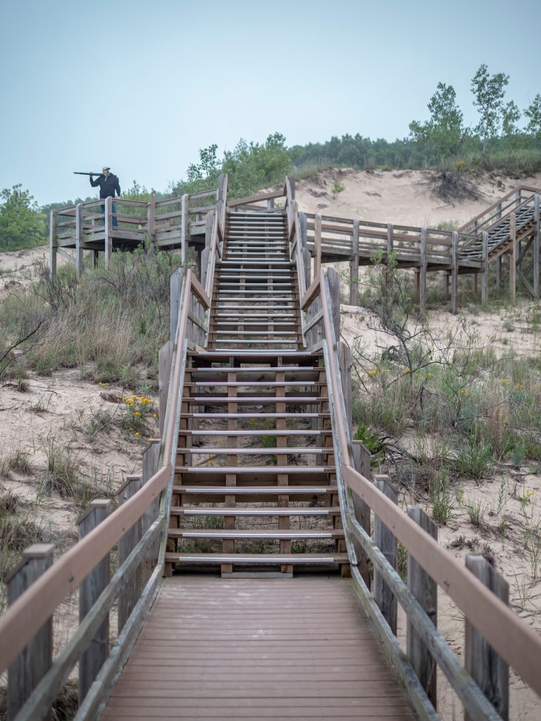 SHSU, LEAP Center, LEAP Ambassadors, Indiana Sand Dunes National Park, Mark Burns