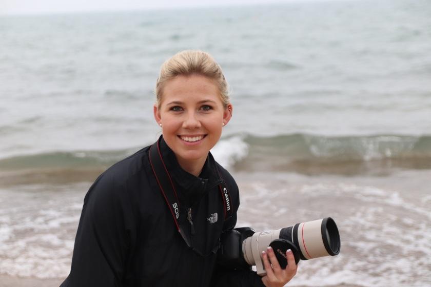SHSU, LEAP Center, LEAP Ambassadors, Indiana Sand Dunes National Park, West Beach, Maggie Denena