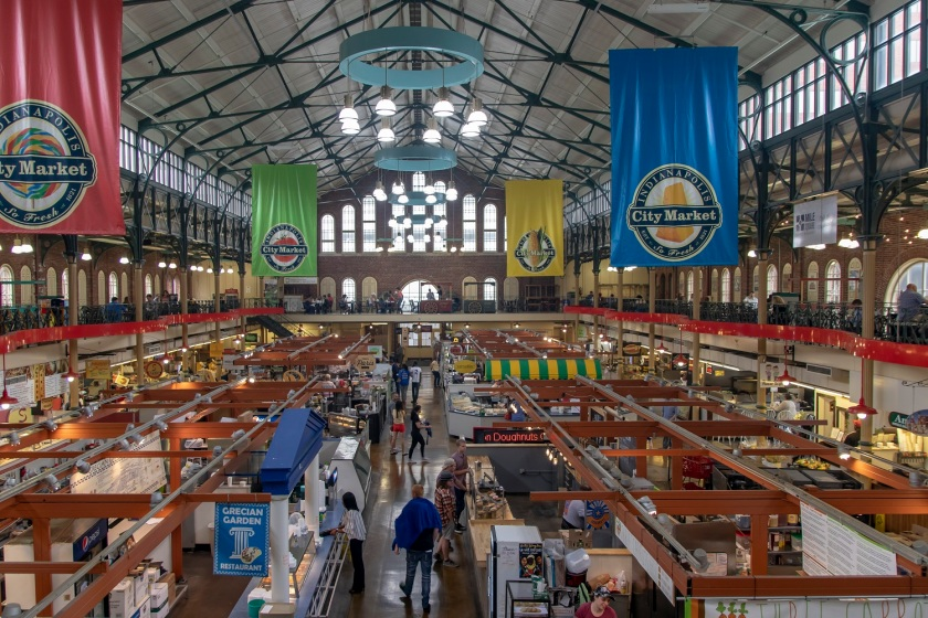SHSU, LEAP Center, LEAP Ambassadors, Indianapolis, City Market