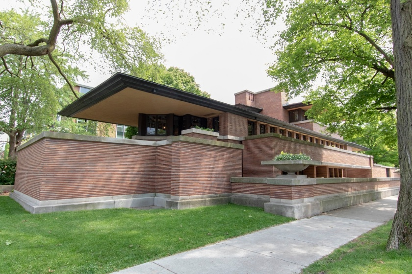 SHSU, LEAP Center, LEAP Ambassadors, Chicago, Frank Lloyd Wright, Robie House