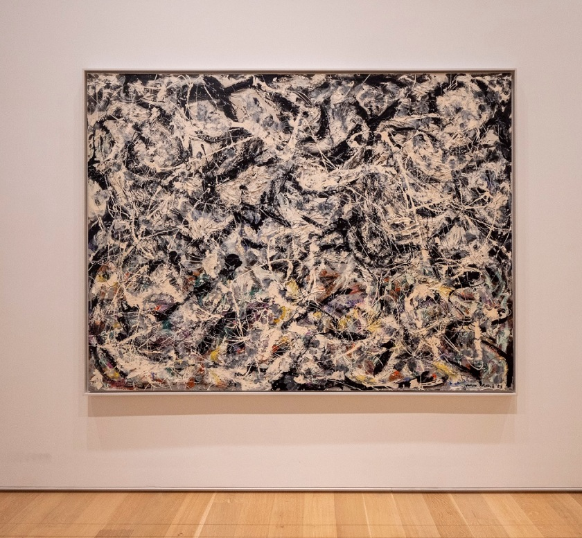 SHSU, LEAP Center, LEAP Ambassadors, Art Institute of Chicago, Jackson Pollock