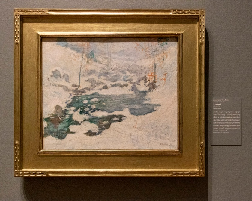 SHSU, LEAP Ambassadors, LEAP Center, Art Institute of Chicago, Chicago IL, John Twachtman