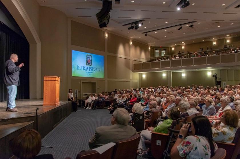 SHSU, LEAP Center, LEAP Ambassadors, Highland Park United Methodist Church, Jeff Guinn, The Vagabonds