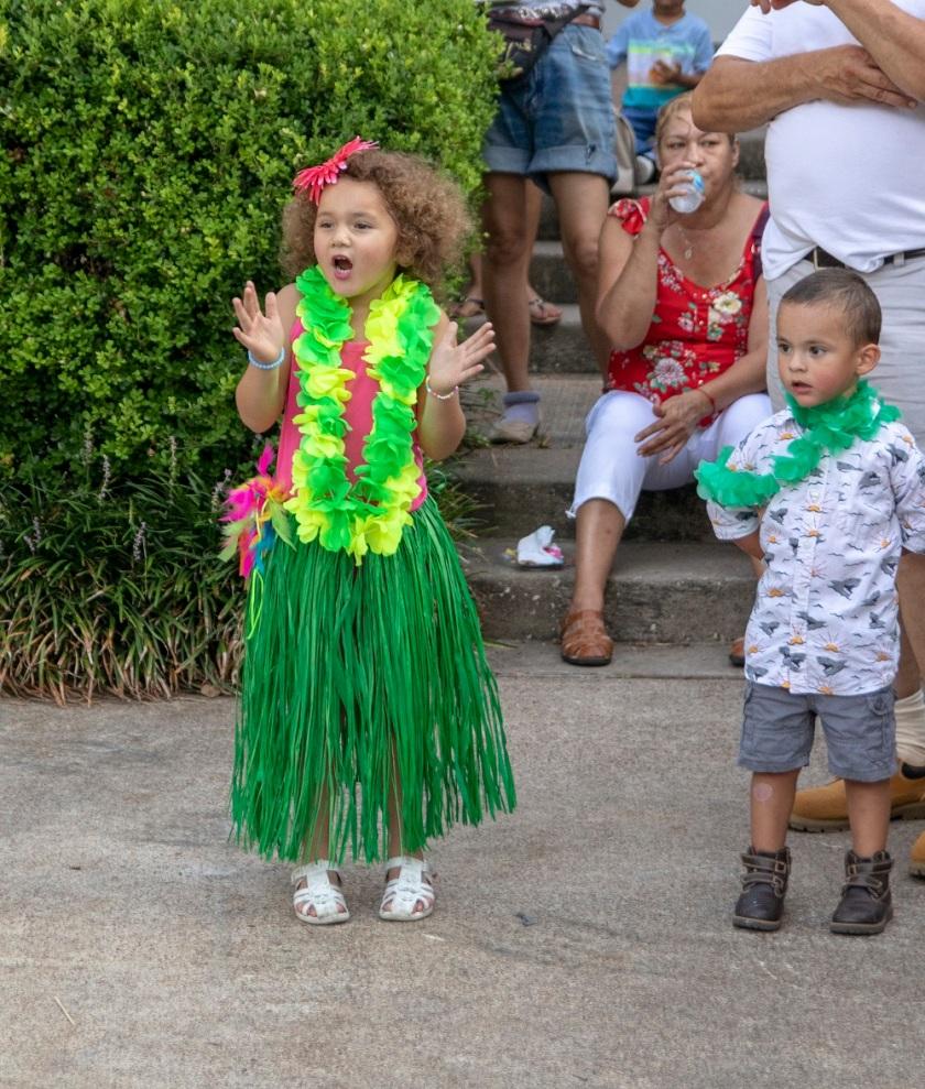 SHSU, LEAP Center, LEAP Ambassadors, Wynne Home Arts Center, Hawaiian Luau