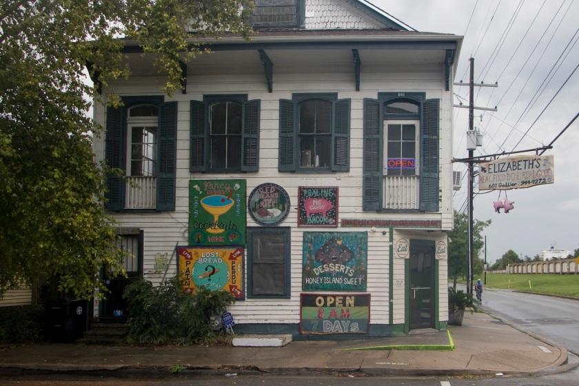 SHSU, LEAP Center, LEAP Ambassadors, NOLA, New Orleans, Elizabeth's
