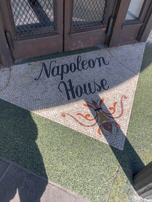 SHSU, LEAP Center, LEAP Ambassadors, NOLA, New Orleans, Napoleon House
