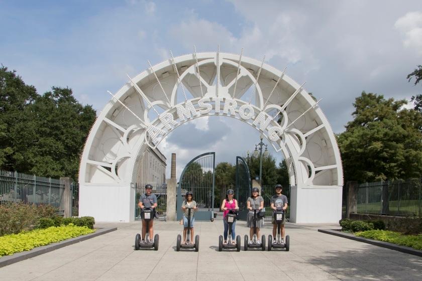 SHSU, LEAP Center, LEAP Ambassadors, NOLA, New Orleans, Armstrong Park