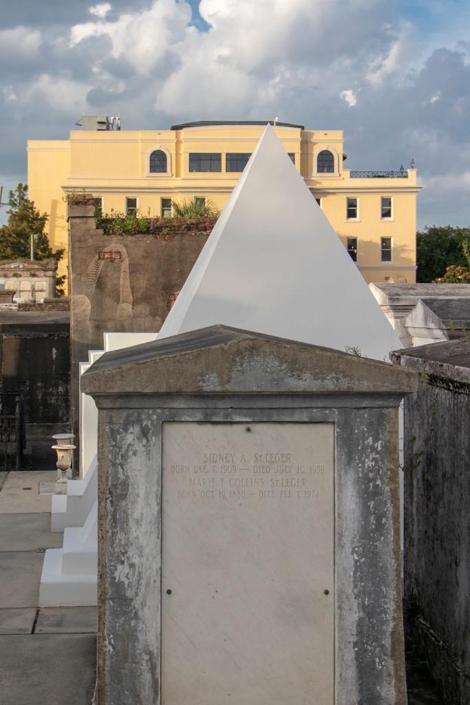 SHSU, LEAP Center, LEAP Ambassadors, NOLA, New Orleans Louisiana, St. Louis Cemetery, Nicolas Cage