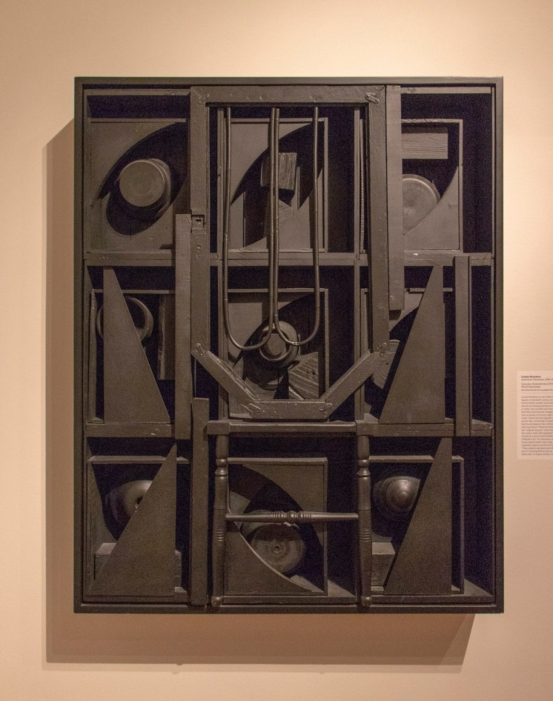 SHSU, LEAP Center, LEAP Ambassadors, NOLA, New Orleans Louisiana, NOMA, New Orleans Museum of Art, Louise Nevelson