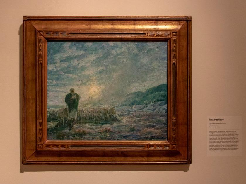 SHSU, LEAP Center, LEAP Ambassadors, NOLA, New Orleans Louisiana, NOMA, New Orleans Art Museum, Henry Osawa Tanner