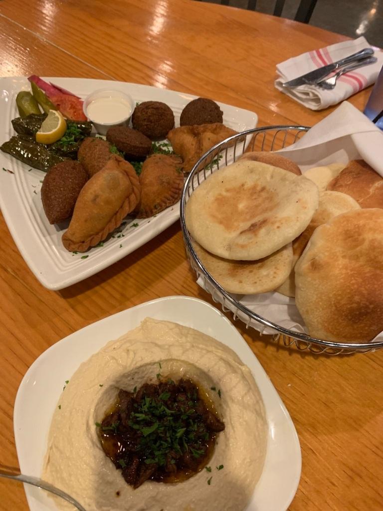 SHSU, Houston TX, LEAP Center, LEAP Ambassadors, Mary'Z Mediterranean Restaurant