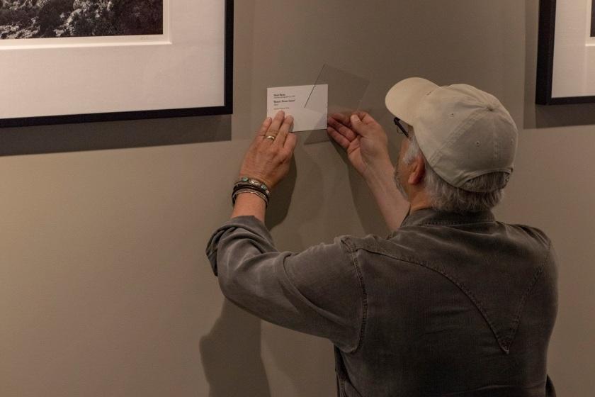 SHSU, LEAP Center, LEAP Ambassadors, Pearl Fincher Museum of Fine Arts, Mark Burns, Photography