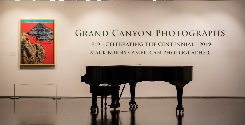 SHSU, LEAP Center, LEAP Ambassadors, Pearl Fincher Museum, Mark Burns, Grand Canyon,