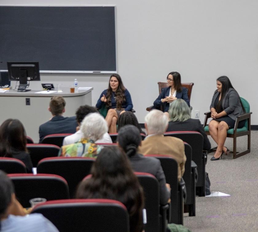 SHSU, LEAP Center, Pre-Law Society, Alex Galvan, Jessica Rodriguez, Megan Chapa