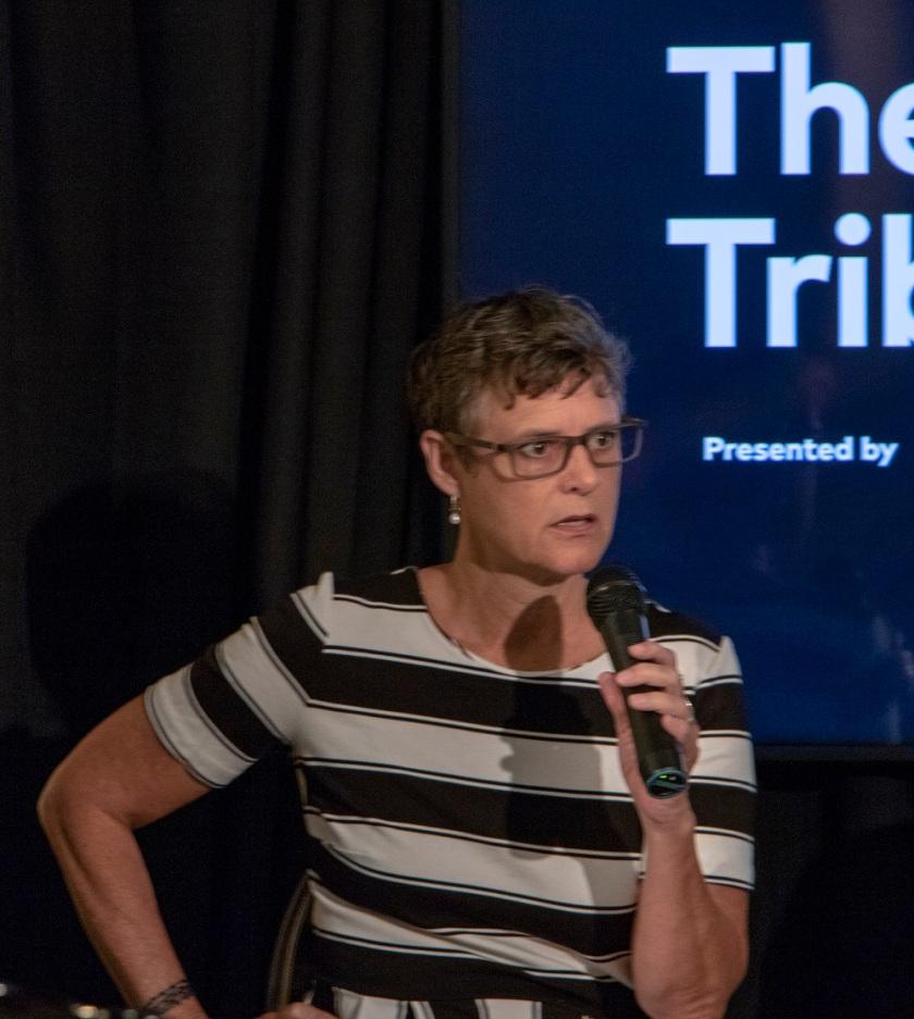SHSU, LEAP Center, LEAP Ambassadors, Austin Texas, Texas Tribune Festival, Tribfest, Judge Susan Eckhardt