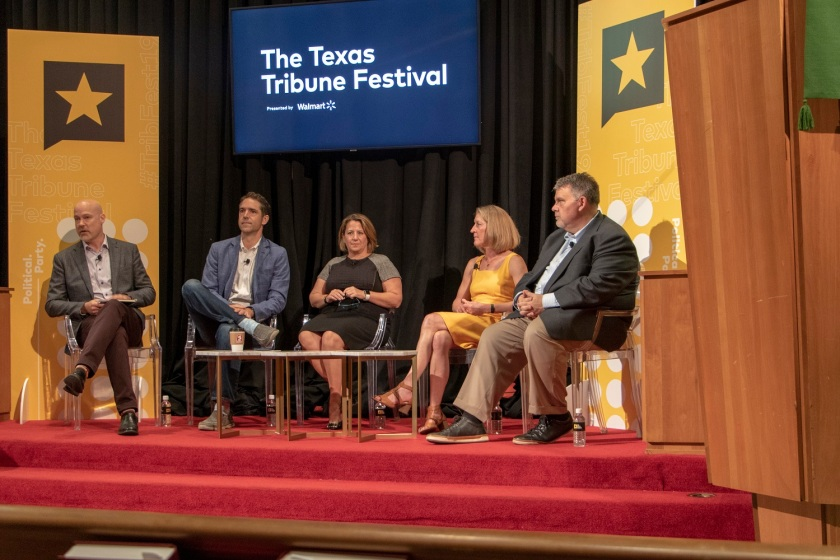 SHSU, LEAP Center, LEAP Ambassadors, Austin Texas, Texas Tribune Festival, Tribfest