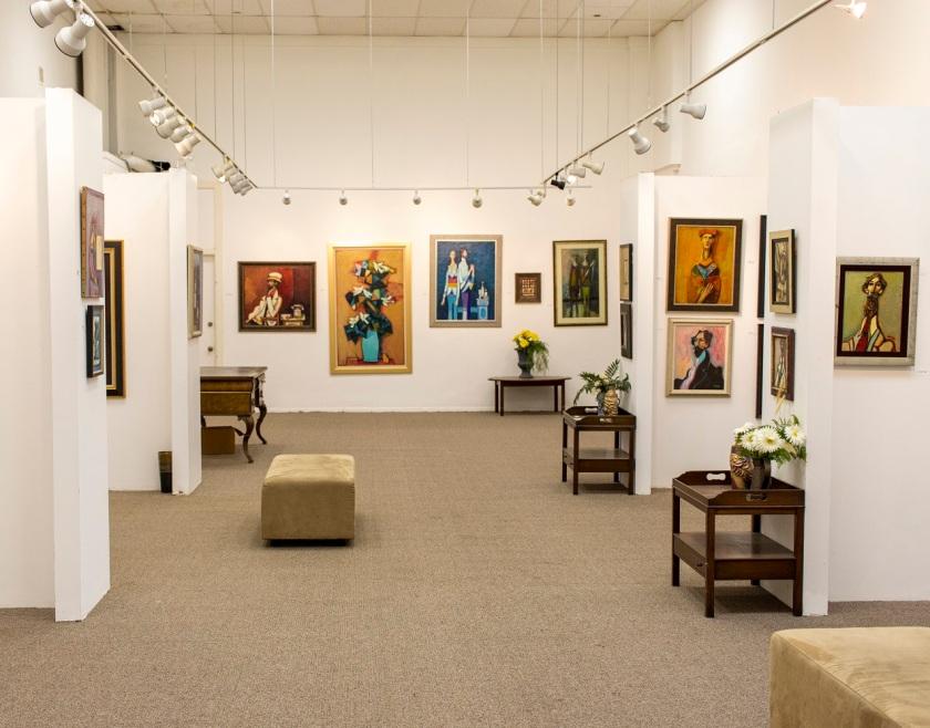 SHSU, LEAP Center, LEAP Ambassadors, David Adickes, Adickes Foundation, Art