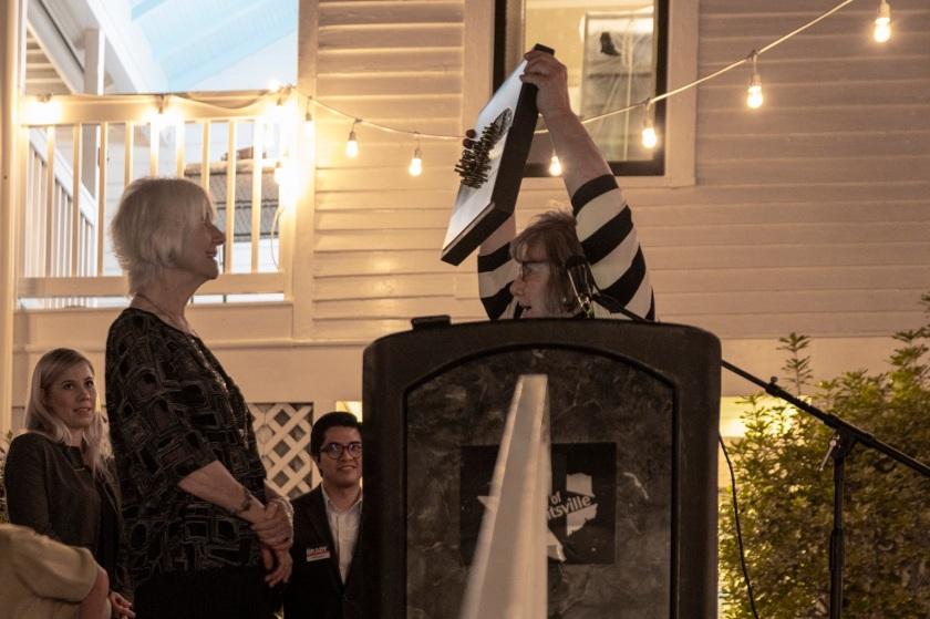 LEAP Center, LEAP Ambassadors, Wynne Home Art Center, Linda Pease, Roberta Plant