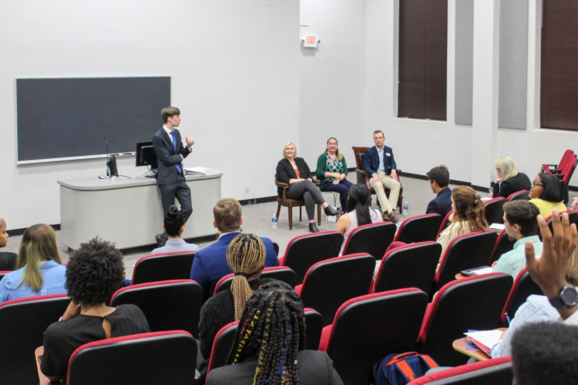 SHSU, Pre-Law Society, LEAP Center, Center for Law, Engagement And Politics, Texas Tech Law, University of Tulsa Law, South Texas College of Law, Pre-Law