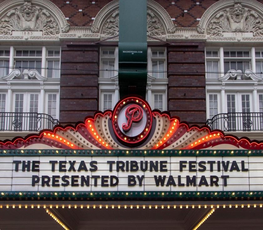 SHSU, LEAP Center, LEAP Ambassadors, Austin Texas, Texas Tribune Festival, Tribfest 2019, Nancy Pelosi