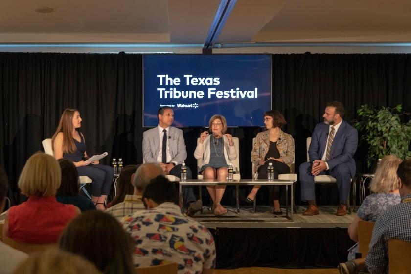 SHSU, LEAP Center, LEAP Ambassadors, Texas Tribune Festival, Tribfest 2019, Obamacare