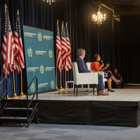 SHSU, LEAP Center, LEAP Ambassadors, Center for Law Engagement And Politics, World Affairs Council Houston, Susan Rice