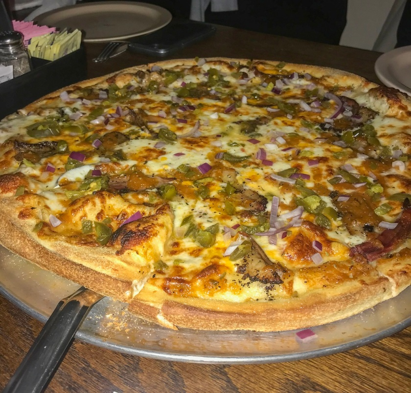 SHSU, LEAP Center, Center for Law Engagement And Politics, Star Pizza