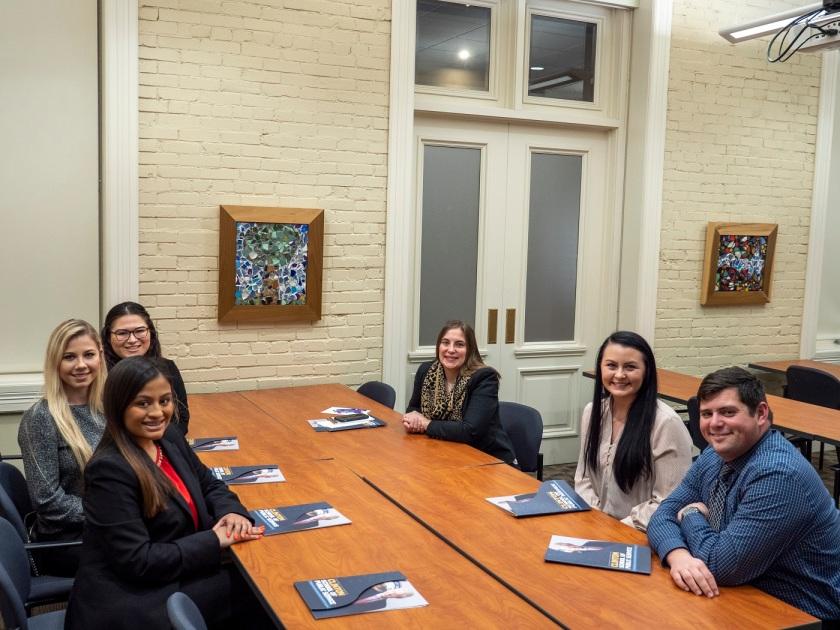 SHSU, LEAP Center, LEAP Ambassadors, Center for Law Engagement And Politics, Little Rock AR, Clinton School of Public Service