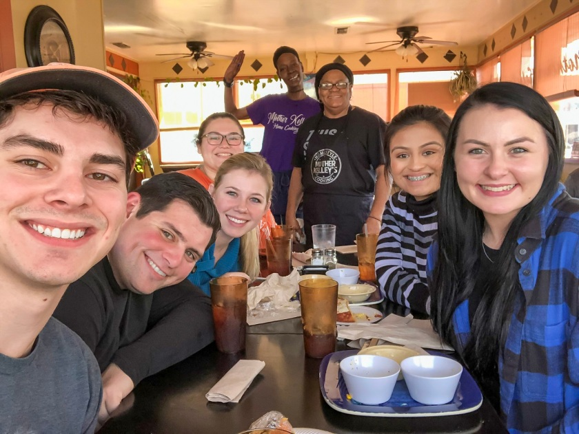 SHSU, LEAP Center, LEAP Ambassadors, Center for Law Engagement and Politics, Texarkana, Mother Kelley's Home Cooking