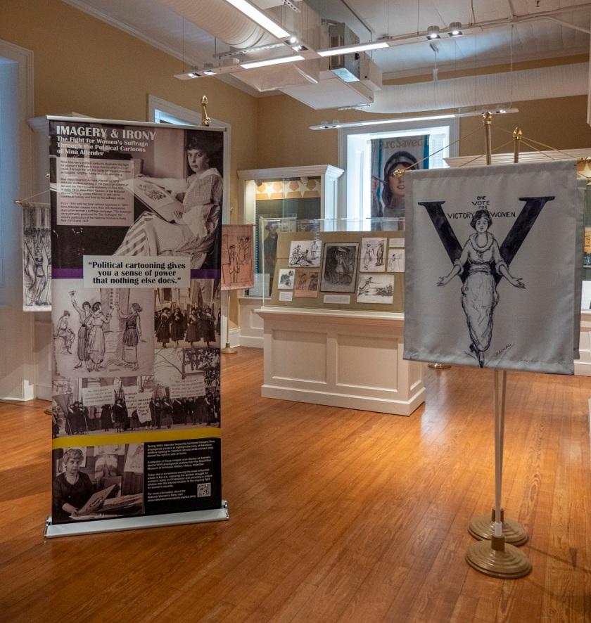 SHSU, LEAP Center, LEAP Ambassadors, Center for Law Engagement And Politics, Little Rock AR, MacArthur Museum of Military History
