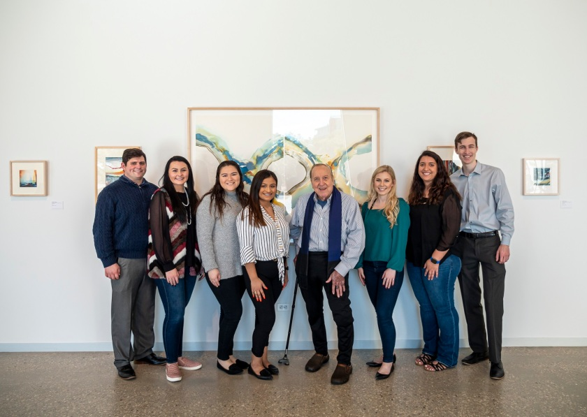 SHSU, LEAP Center, LEAP Ambassadors, Center for Law Engagement And Art, Houston Texas, MFAH, Museum of Fine Arts, Glassell School of Art, Arthur Turner