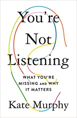 "SHSU, LEAP Center, LEAP Ambassadors, Center for Law Engagement And Politics, Brazos Bookstore, Kate Murphy, ""You're Not Listening"""