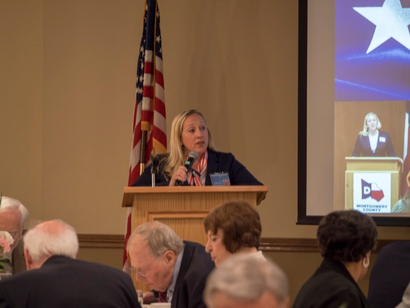 SHSU, LEAP Center, Center for Law Engagement And Politics, Molly Ivins Dinner, Walker County Democratic Party
