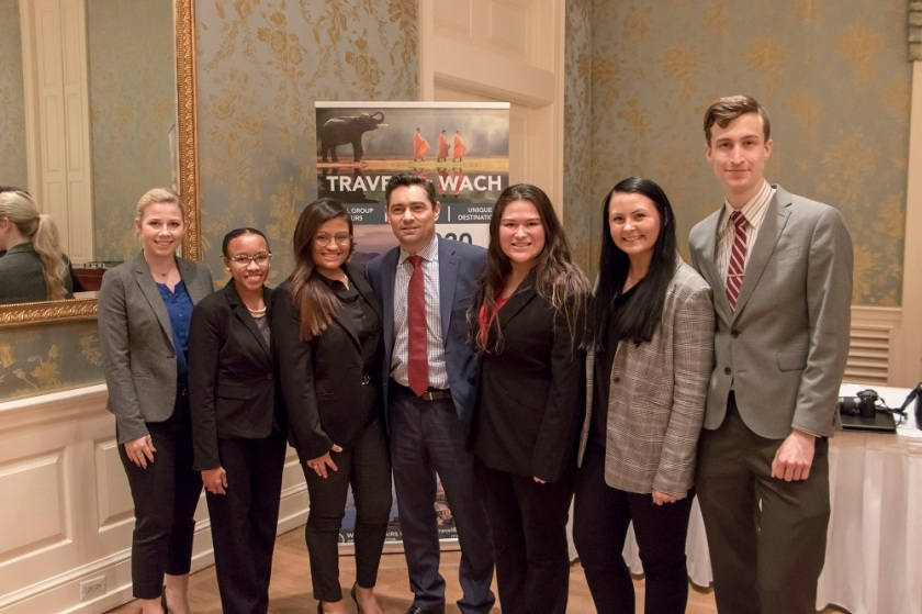 SHSU, Sam Houston State University, LEAP Center, Center for Law Engagement And Politics, LEAP Ambassadors, World Affairs Council of Greater Houston, Ambassador Carlos Vecchio, Venezuela