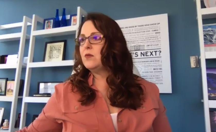 SHSU, LEAP Center, Campaign Bootcamp, New Politics Forum, Annette Strauss Institute, Liz Chadderddon