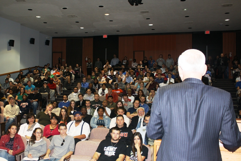 SHSU, LEAP Center, Center for Law Engagement And Politics, Jim Olson, CIA, Spying