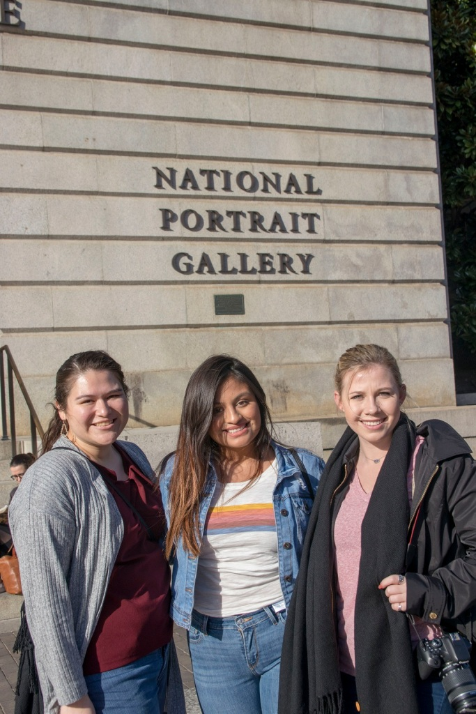 SHSU, LEAP Center, Center for Law Engagement And Politics, Washington DC, National League of Cities, Congressional City Conference 2020, National Portrait Gallery
