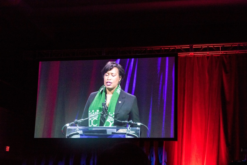 SHSU, LEAP Center, Center for Law Engagement And Politics, Washington DC, National League of Cities, Congressional City Conference 2020, Mayor Muriel Bowser