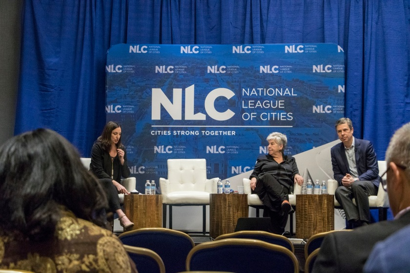 SHSU, LEAP Center, Center for Law Engagement And Politics, Washington DC, National League of Cities, Congressional City Conference 2020
