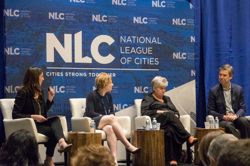 SHSU, LEAP Center, Center for Law Engagement And Politics, Washington DC, National League of Cities, Congressional City Conference 2020, Preemption