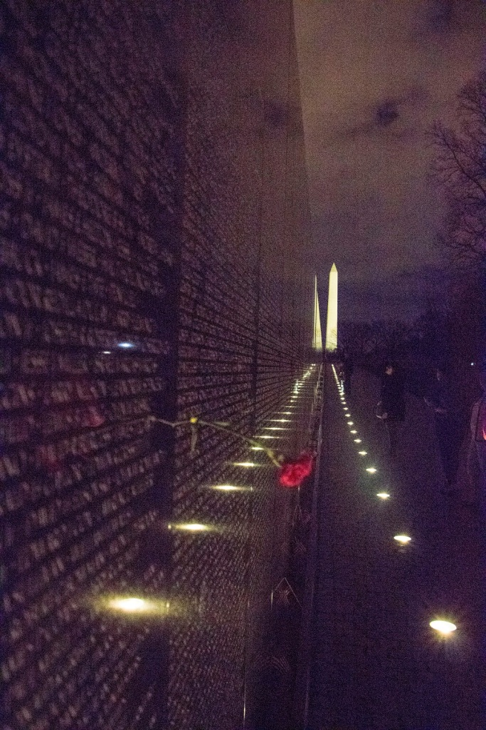 SHSU, LEAP Center, Center for Law Engagement And Politics, Washington DC, Vietnam Memorial