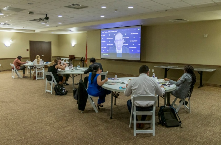 SHSU, LEAP Center, Center for Law Engagement And Politics, LEAP LEADs