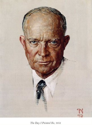 SHSU, LEAP Center, Center for Law Engagement And Politics, LEAP LIVE, Susan Eisenhower, How Ike Led, Dwight Eisenhower, Norman Rockwell